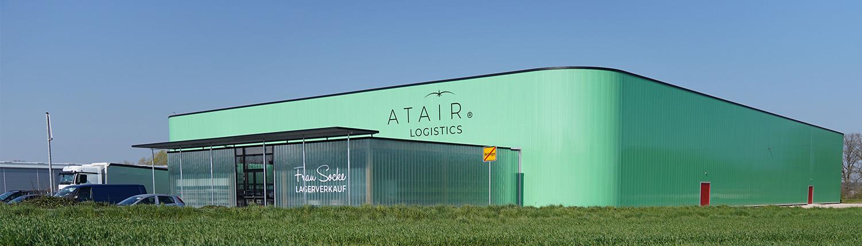 ATAIR Logistics Wettringen Lagerhalle