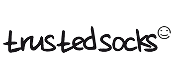 trusted socks Logo