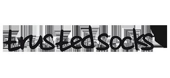 trusted socks Logo